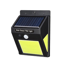 Walkway Lights Security Lamp Wall Light Durable Solar Eco-Friendly Fence Home Street