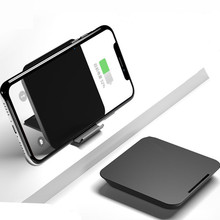 10W QI Foldable Wireless Charger Stand Cordless Charging Induction Inductive Pad For Huawei P30 Pro Xiaomi Samsung S10