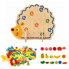 Wooden Balancing Toy Set for Dexterity and Motor Skill Development