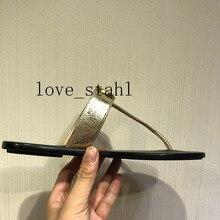 2019 lovestahl damskie najwyższej jakości metalu plisowana skóra szczypta sandały płaskie dno klapki japonki buty plażowe
