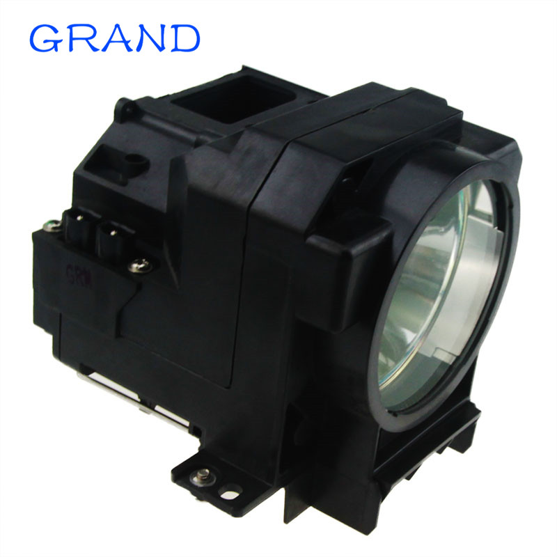 Free shipping Compatible Projector bulb ELPLP23 V13H010L23 for EPSON EMP-8300 EMP-8300NL Projector Lamp with housing HAPPY BATE free shipping compatible projector lamp with housing r9832752 for barco rlm w8