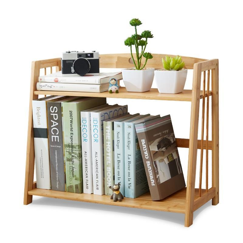 Desk shelves desktop storage rack racks simple table creative students multi-function small bookshelf coatrack landing racks shoe rack bedroom clothes rack multi function dryer