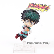 Nendoroid My Hero Academia Midoriya Lzuku 686 Bakugo Katsuki 705 PVC Action Figure Doll Model Toy