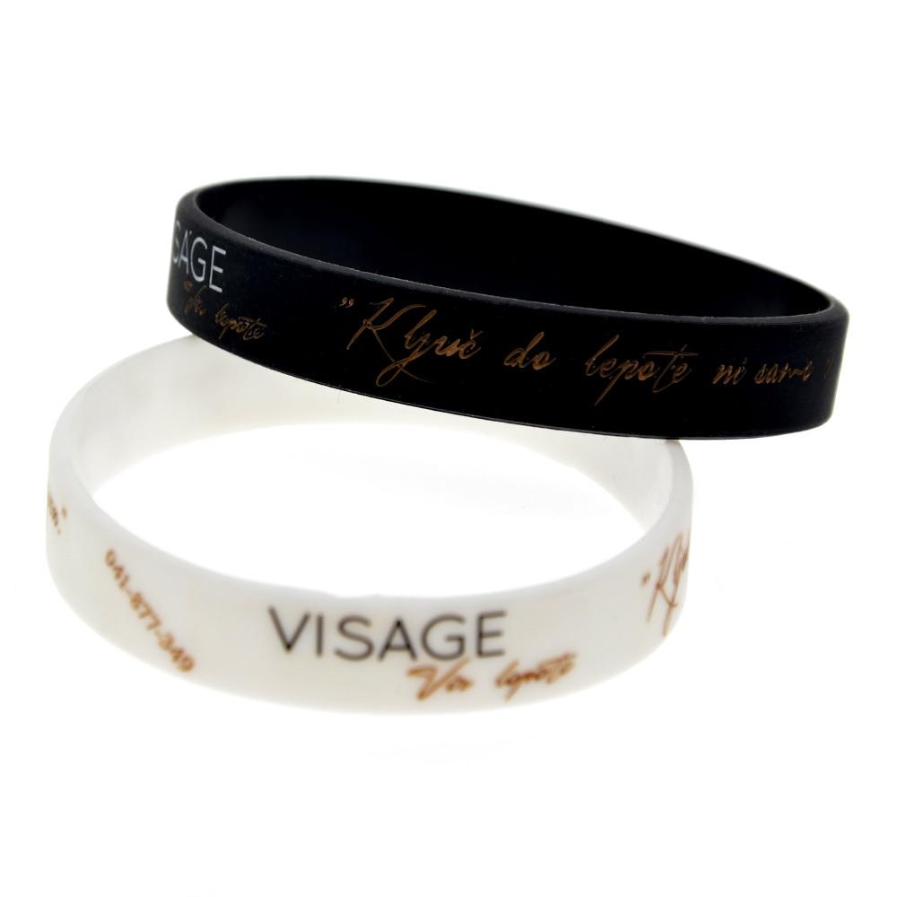 OneBandaHouse Custom Silicone Bracelet Cheapest Wristband