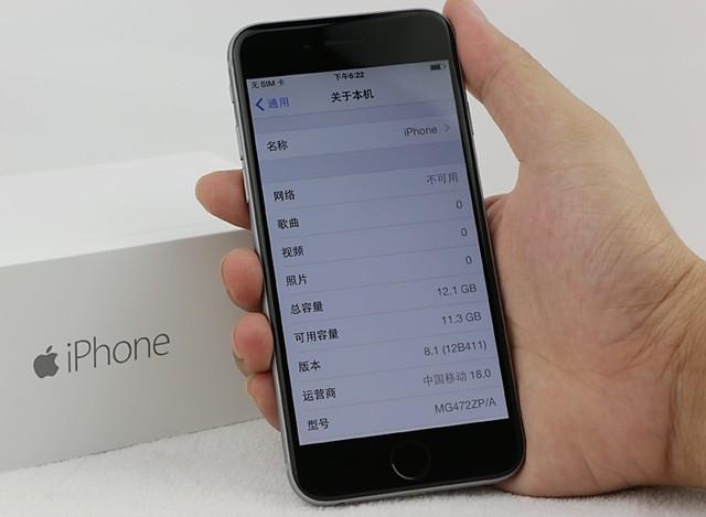 Original Unlocked Apple iPhone 6 Cell  Phone IOS Dual Core LTE 4.7″ IPS 1GB RAM 16/64/128GB ROM Used Mobile Phones