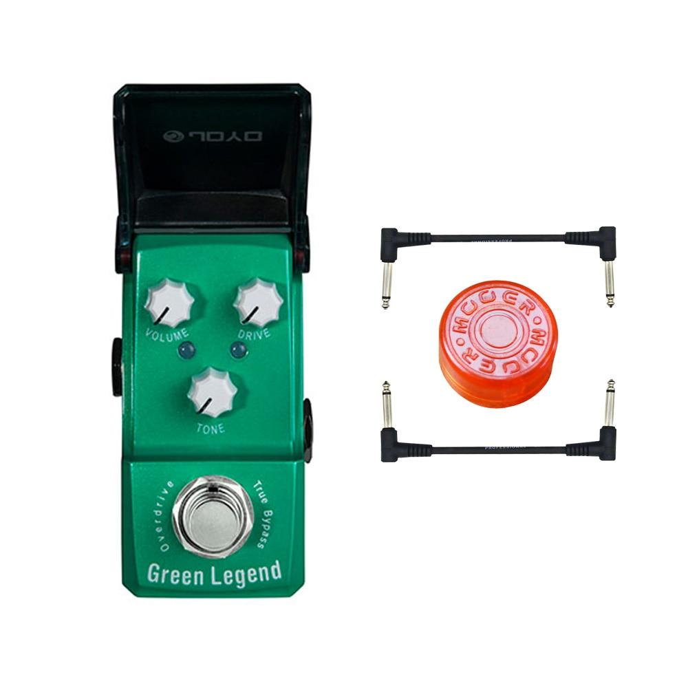 buy joyo jf 319 green legend overdrive guitarra effect pedal mini electric. Black Bedroom Furniture Sets. Home Design Ideas