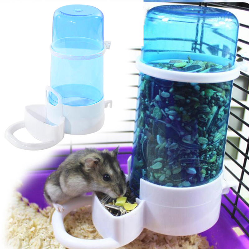 Hedgehog Pet Price >> Automatic Pet Food Dispenser Feeder Feeding Bowl Dish ...