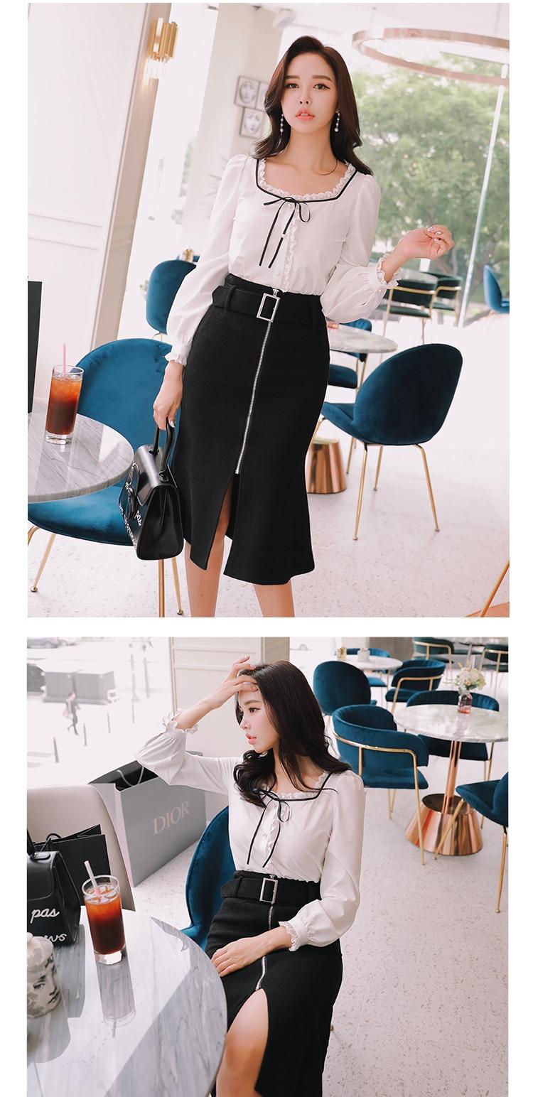 Skirts Jersey D18DSK010 Style 6