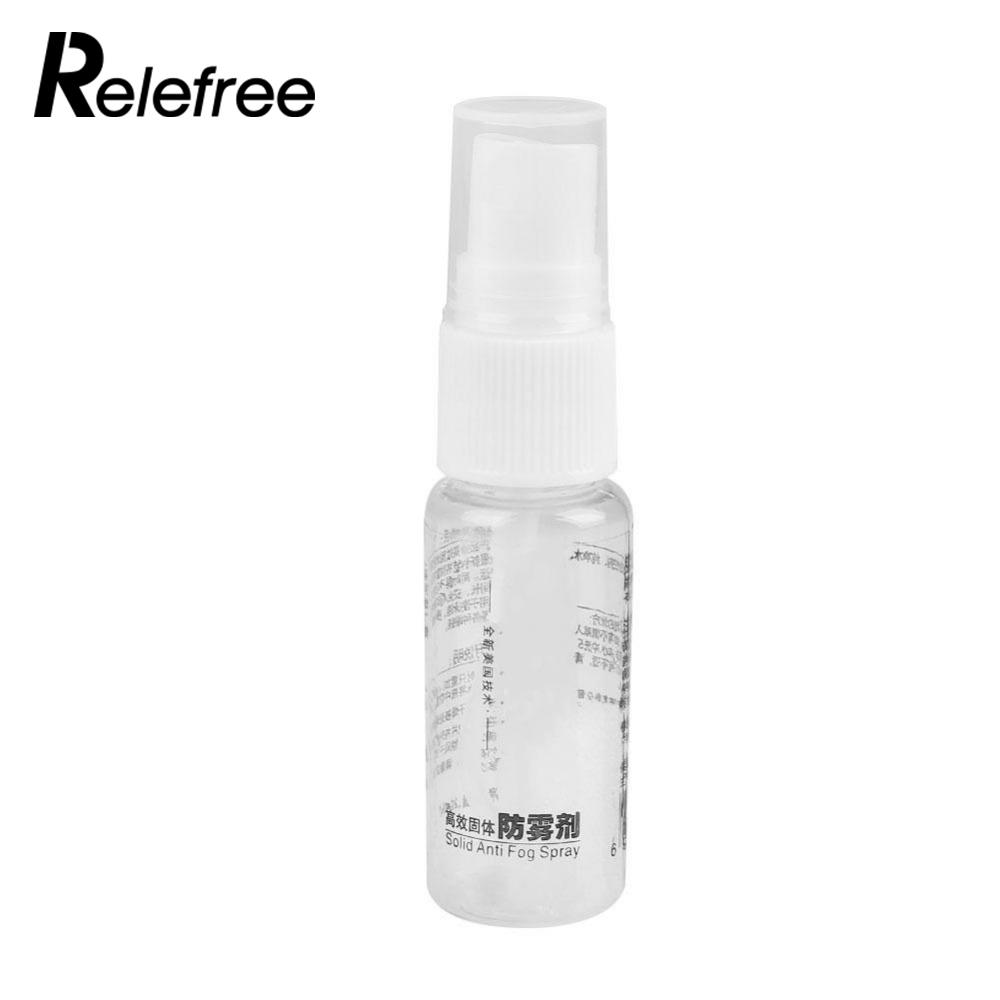 Relefree Anti-Fog Spray for Swim Goggles Scuba Dive Mask Lens Cleaner Sports Glasses