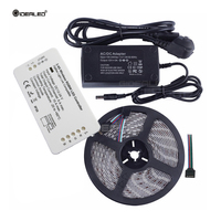 Home Led Smart ZIGBEE strip Controller by Amazon Echo Alexa Plus APP Controller RGB strip light DC12V zll Hue Light Link Dimmer