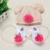 Muchachas de flor zapatos de Bebé del ganchillo gorro foto props set, hecha a mano boutique de la muchacha del niño botas, botines del bebé prewalker Cuna zapatos