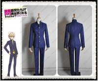 Problem Children are Coming from Another World Izayoi Sakamaki Cosplay Costume Plus Size Halloween Costume