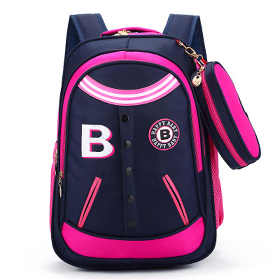 Bags for school on sale - 2017 Summer Hot Sale Chirlden Oxford School Bags Design For Primary School Backpack Kids Cute High
