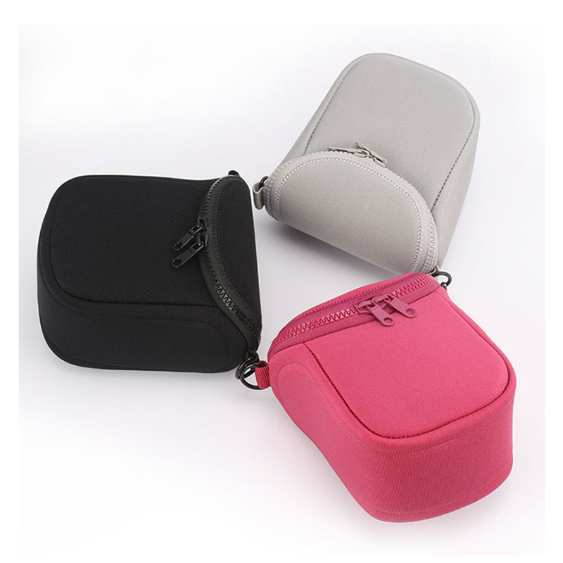 Outdoor Mini Sling Single Shoulder Camera Bag Waterproof Shockproof Pouch Case Universal For Micro Single Camera