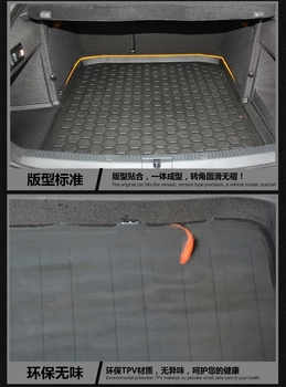 Myfmat custom trunk mats car Cargo Liners pad for BUICK Enclave Envision Encore Verano Sail GL6 Excelle HRV waterproof anti-slip
