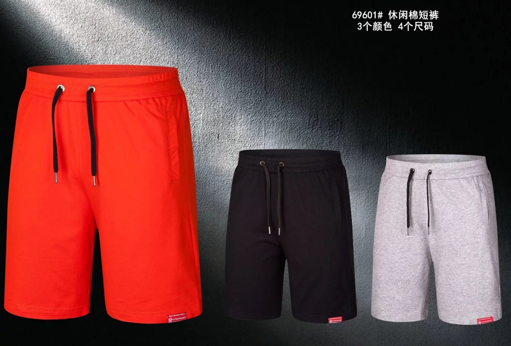 Mens Running short Fitness Jogging short Trousers Sport Gym high quality breathable soft purified cotton short