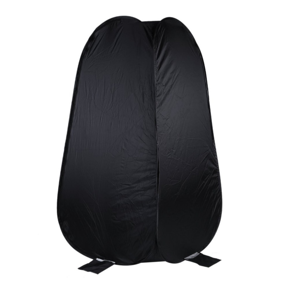 Portable Pop Up Dressing 190 CM modèle changeant raccord tente pliable vestiaire Tabernacle extérieur sac de transport - 4