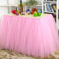 LumiParty Tulle Rolls Tule Stof Spoel Tutu Tafel Dress Party Verjaardag Bruiloft Decoratie Ambachten Event Feestelijke Benodigdheden