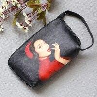 Ручная сумка женская клатч 2019 Новый кожаный индивидуальный кошелек большой емкости многофункциональная мини сумка для мобильных телефоно