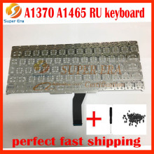 "A1370 A1465 RU Russia Russian keyboard without backlight for macbook air 11"" A1370 A1465 RU keyboard 2011-2015year"