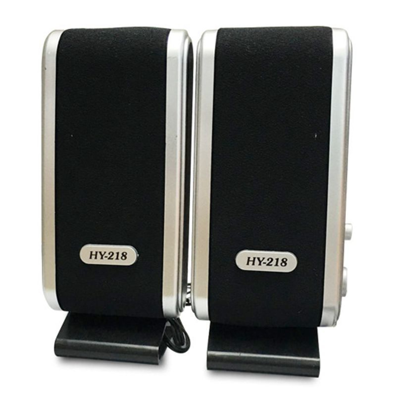 USB Haut-parleurs ordinateur portable portable multimédia sound music PC de bureau TV haut-parleurs