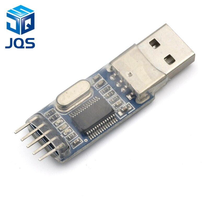 Pl2303 usb para rs232 ttl pl2303hx linha de download do módulo no stc microcontrolador usb para unidade de programação ttl na atualização de nove|Peças e acessórios de reposição| |  - title=