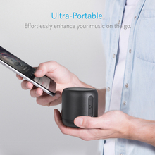 Anker Mini Super-Portable Bluetooth Speaker with 15-Hour Playtime