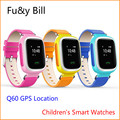 New Fashion GPS Q60 positioning children's smart watch track tracking anti lost a key SOS child phone watch