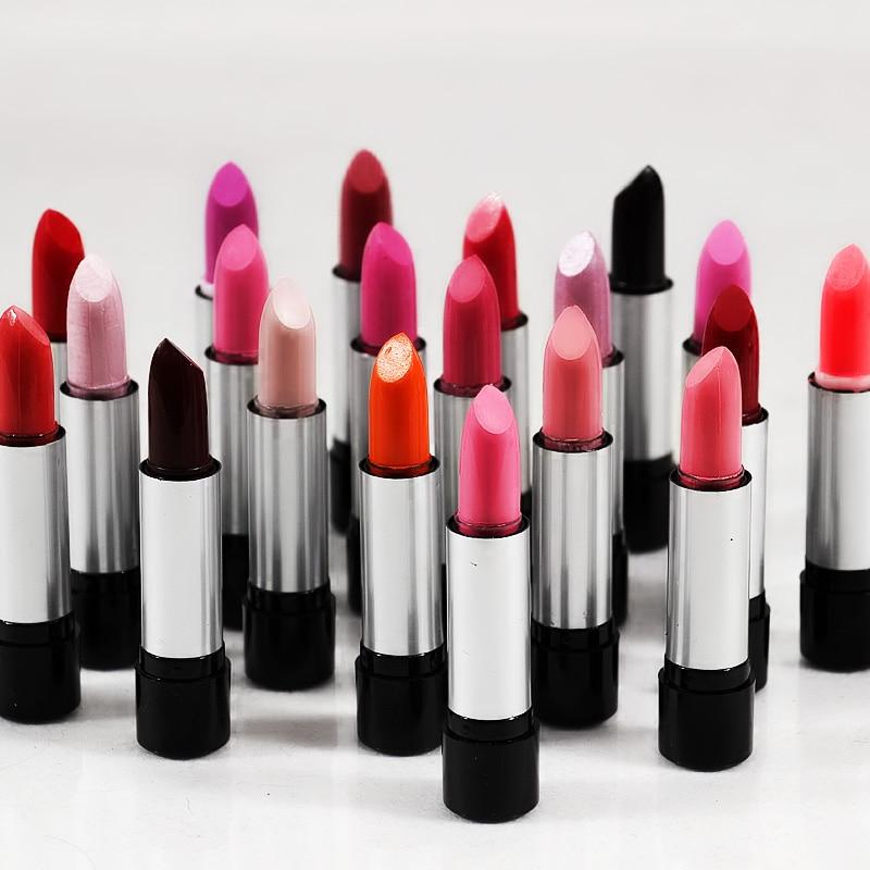 waterproof lipstick maquiagem makeup maquillaje beauty make up lips batons liquido matte lipstick pintalabios lipsticks 3652