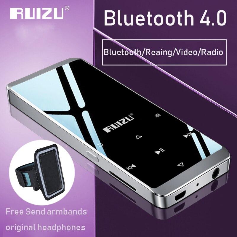 Original Touch Screen Mp4 Player Bluetooth 8Gb Digital -8640