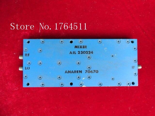 [LAN] Imported ANAREN 70670 2-4GHZ RF coaxial mixer SMA