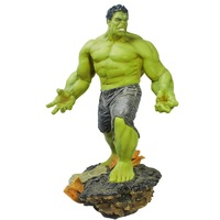 Avengers 3 Superhero Incredible Hulk Robert Bruce Banner PVC Action Figure DC Comics Collectible Model Toy Doll L2071
