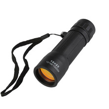 Monocular Night Vision Super High Power 10×25 Portable HD OPTICS BAK4 Telescope #4A24FB
