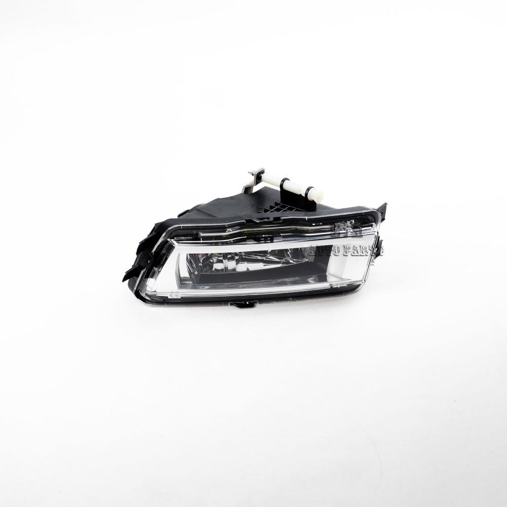 NEW Front Left Halogen Fog Light lamp Clear H8 Tail Light Assembly Fit VW Passat NMS N A B7 561941699 56D 941 699 oem 1pcs original car front left fog light assembly suitable 3g0941661g f vw passat b8 2016 3g0 941 661 g