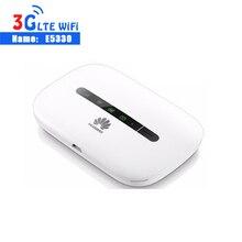 Разблокированный HUAWEI E5330 мобильный 3g 21 Мбит/с WiFi роутер MiFi точка доступа 3g Wifi ключ 3g беспроводной маршрутизатор точки доступа