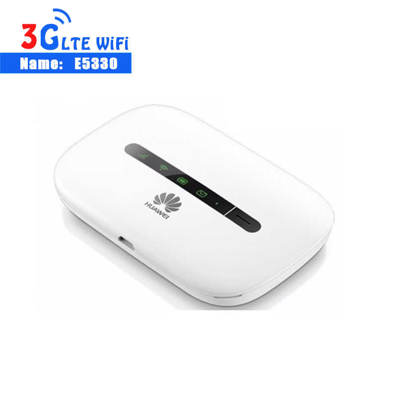 Sbloccato HUAWEI E5330 Mobile 3g 21 mbps Router WiFi MiFi Hotspot 3g Wifi Dongle 3g Hotspot Wireless router