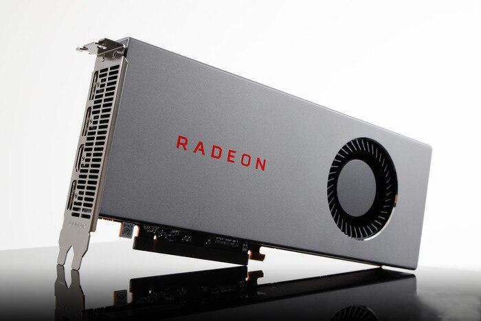 Bykski uso de bloques de agua para AMD Radeon RX 5700/5700XT Tarjeta de GPU/cubierta completa bloque de radiador de cobre/ 3PIN 5V A-RGB/4PIN 12V RGB - 6