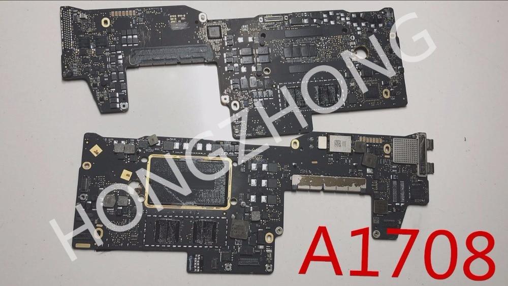 2016years repair 820 00840 820 00840 01 Faulty Logic Board For A1708 repair
