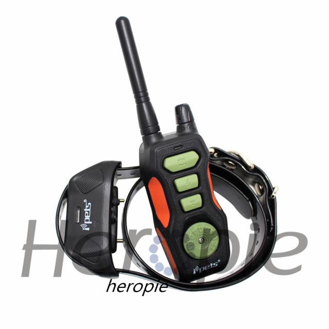 Heropie Waterproof Dog Bark Collar Collar Education An Electric
