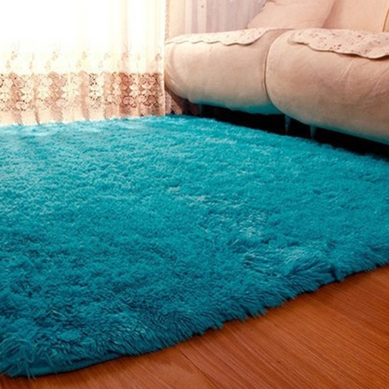bedroom carpet living room soft mats sofa coffee table bedside carpet non slip rug free shipping in carpet from home garden on aliexpresscom alibaba - Soft Carpet For Bedrooms