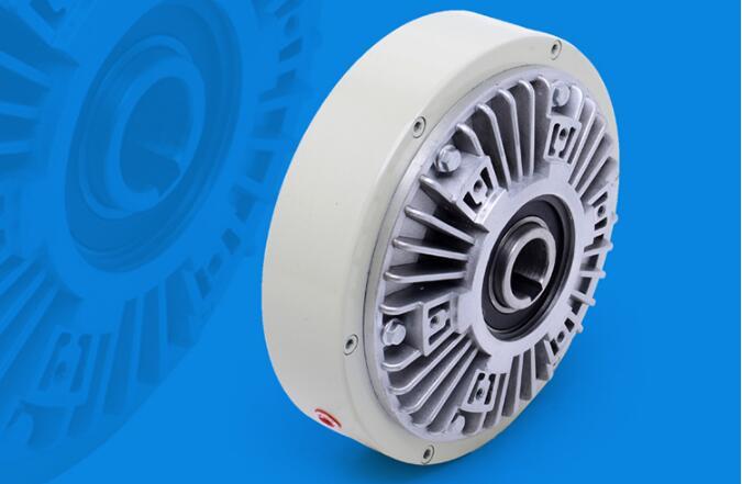 High quality Hollow shaft Magnetic Powder Brake for Printing Machine Slitting Machine