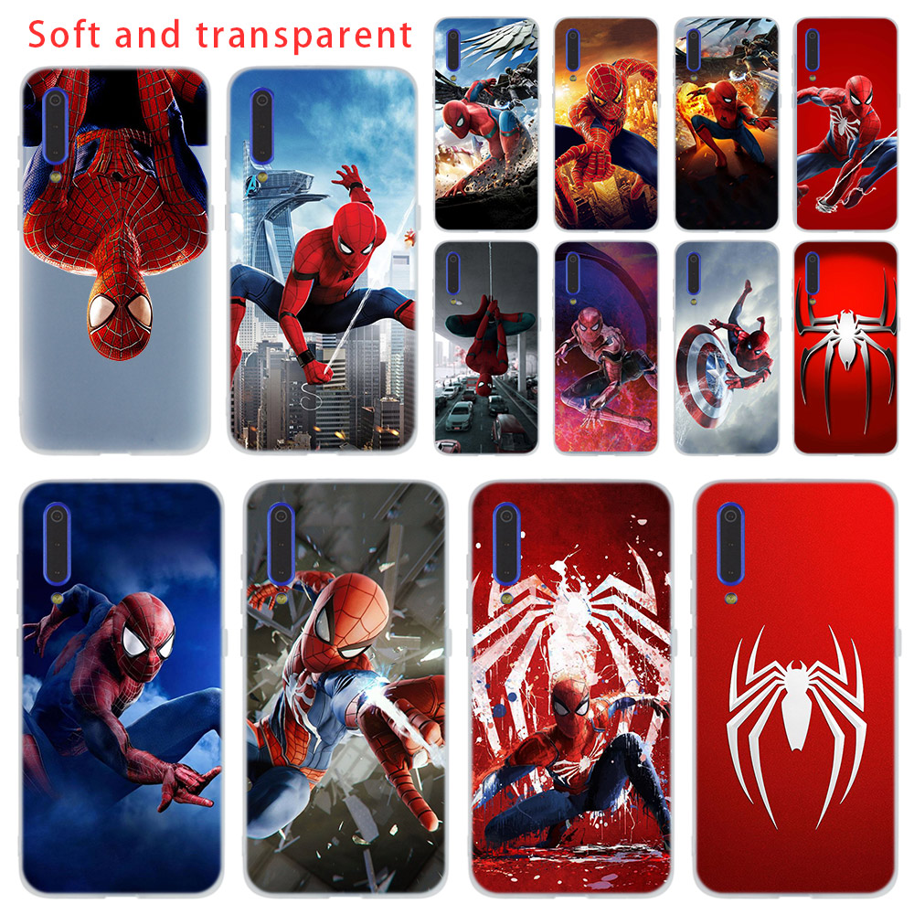 Top The world's Cheapest Products xiaomi mi 9 case marvel in