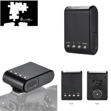 Mini LED Flash Speedlite Torcia Elettrica per YI M1 Mirrorless Fotocamera Digitale