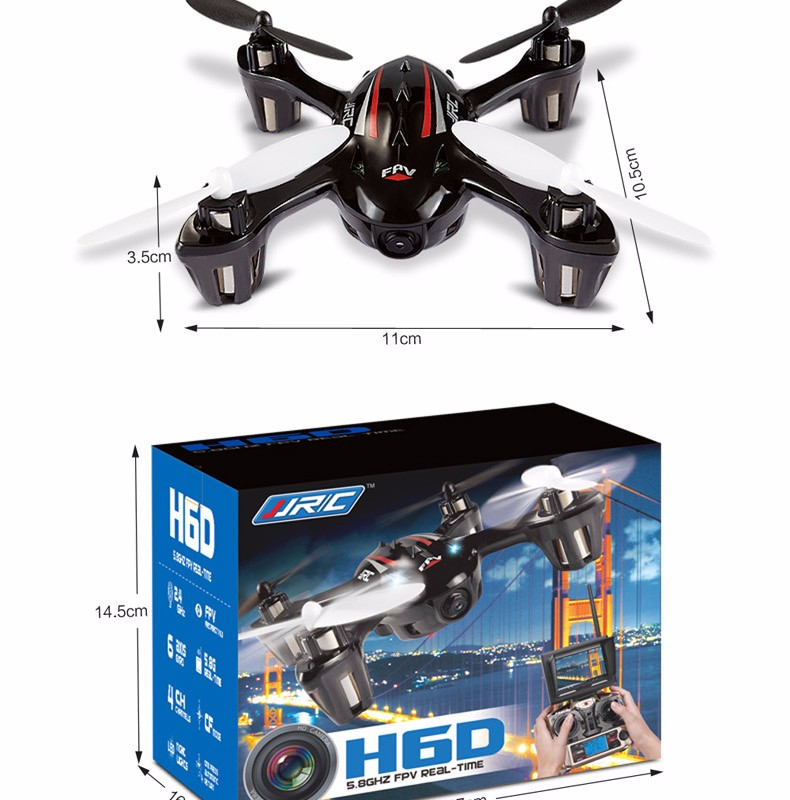 FPV Mini Drones With Camera Hd Jjrc H6d Quadcopters With Camera 4CH Flying Helicopter Camera Professional Drones Rc Dron Copter (20)