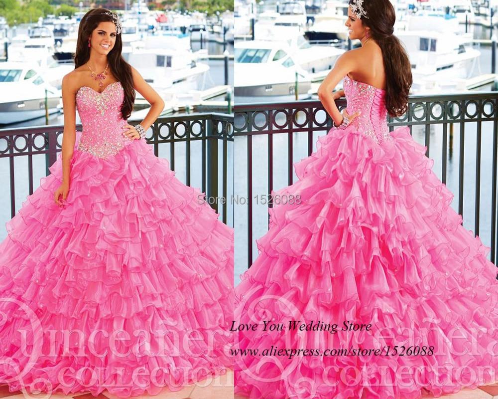 Bonito Vestido De Bola Vestidos De Fiesta 2014 Colección - Ideas de ...