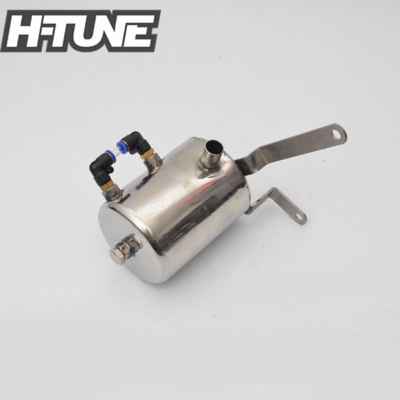 H Tune 4x4 Pickup Stainless Steel Diesel Turbo Oil Catch