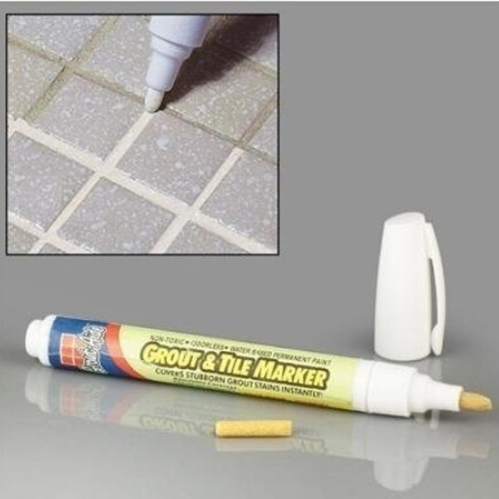 1pcs Grout Aide Repair Tile Marker Wall Pen High Quality(china (mainland))