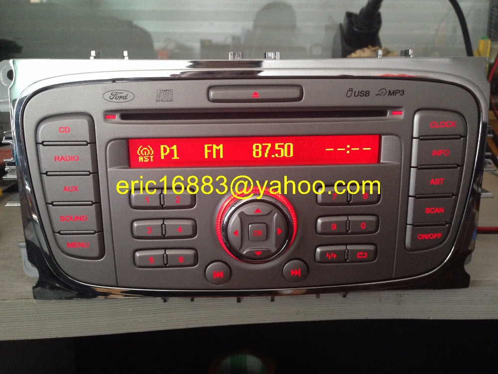 usb-mp3 for ford