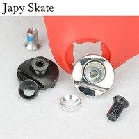 1 Uds Japy Skate Original SEBA alto botón para puños zapatos de patinaje puños tornillos de setas para Patines en línea Patines seba cuff seba high skate seba high -