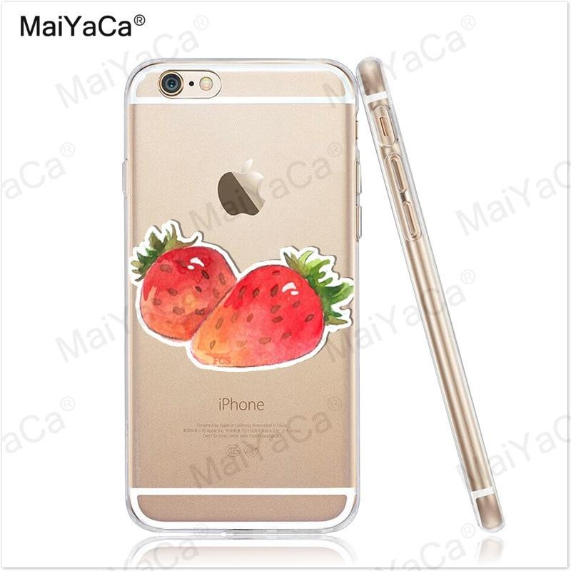Carcasă pentru telefon MaiYaCa pentru iPhone X XS MAX XR 5 SE 6 6s7 - Accesorii și piese pentru telefoane mobile - Fotografie 4